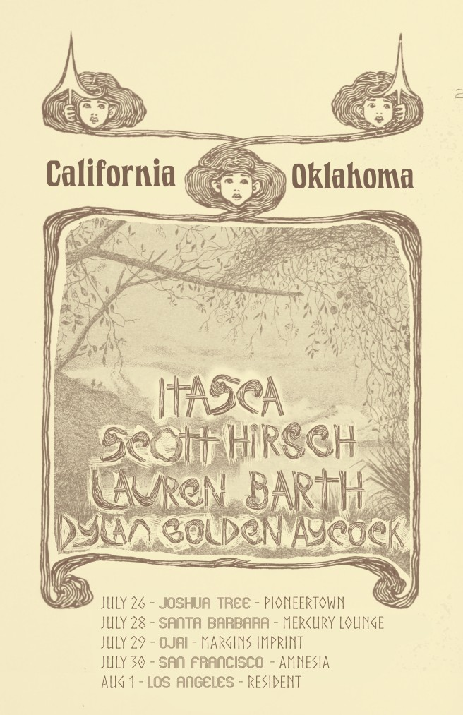 California tour poster6
